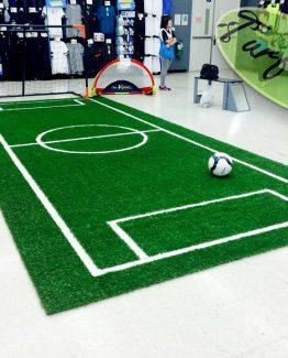 หญ้าเทียมสนามกีฬา